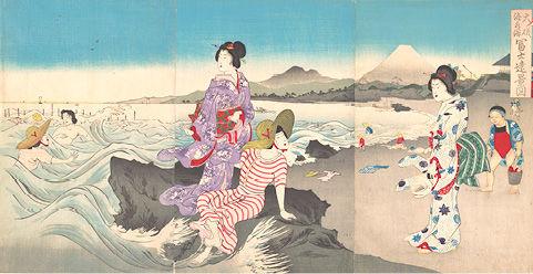 D Printing Exhibition Japan : Kimono the metropolitan museum of art