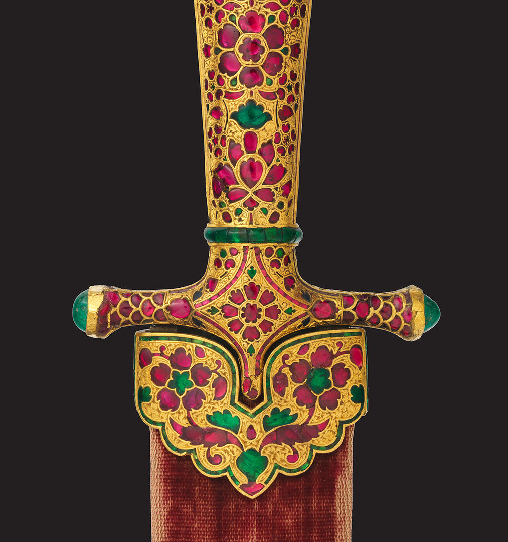 arms and armor from the islamic world