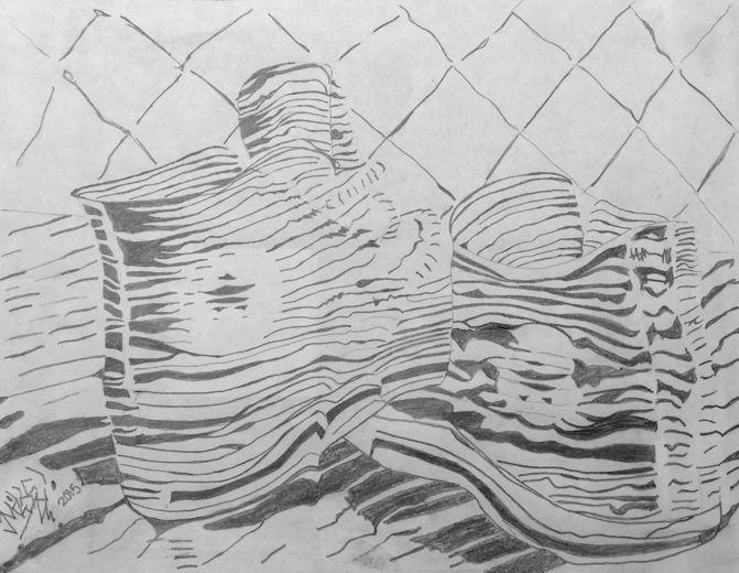 The Line Artwork : P s art student artworks the metropolitan museum of