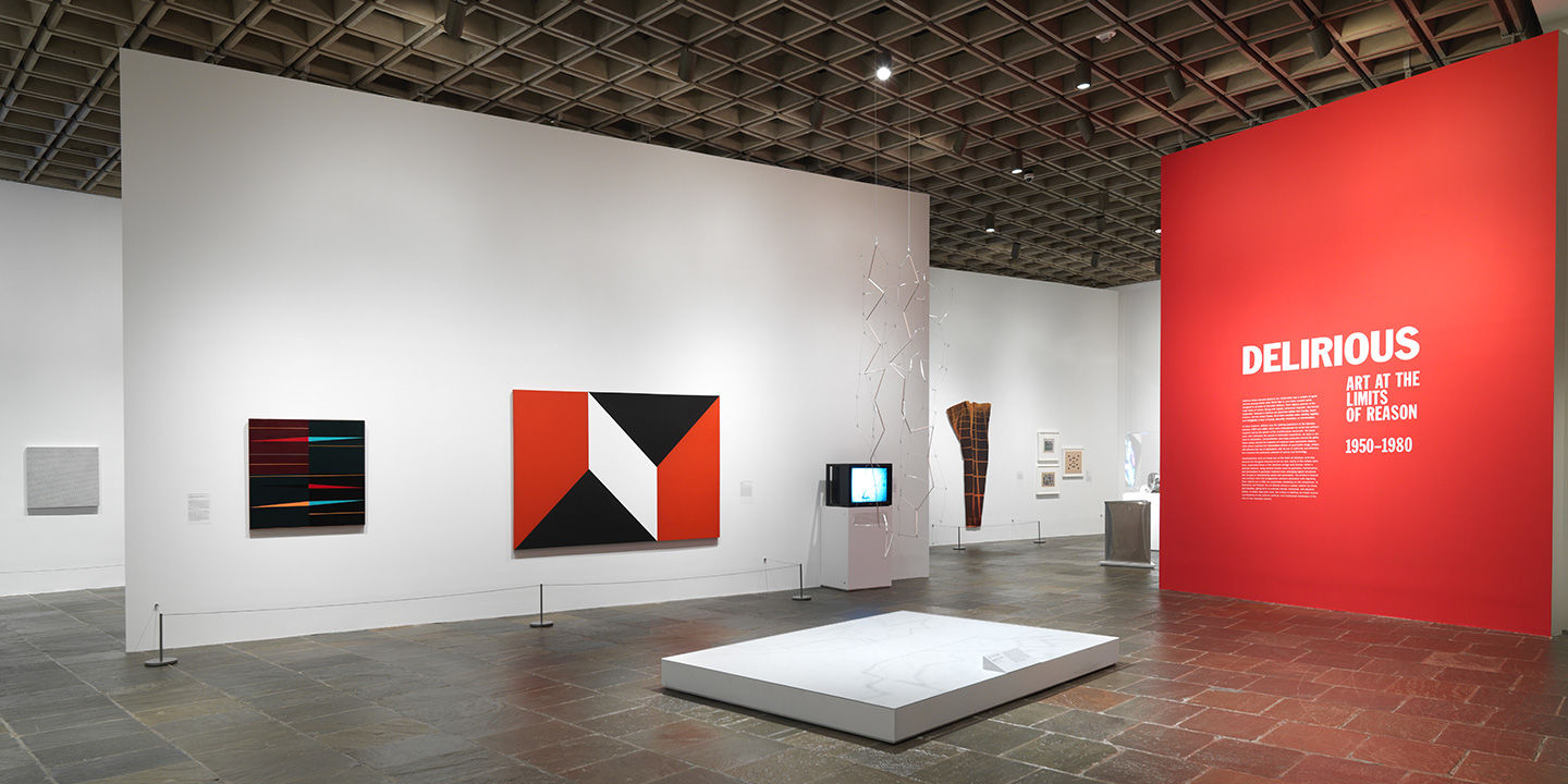 delirious art at the limits of reason 1950 1980 the metropolitan museum of art. Black Bedroom Furniture Sets. Home Design Ideas