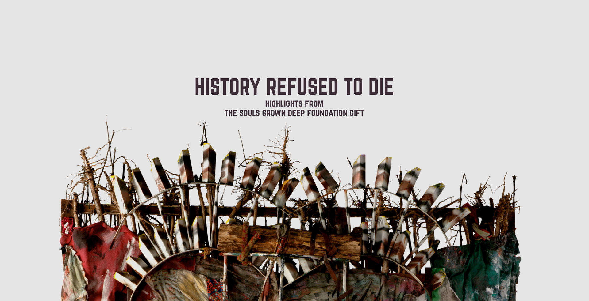 history refused to die highlights from the souls grown deep