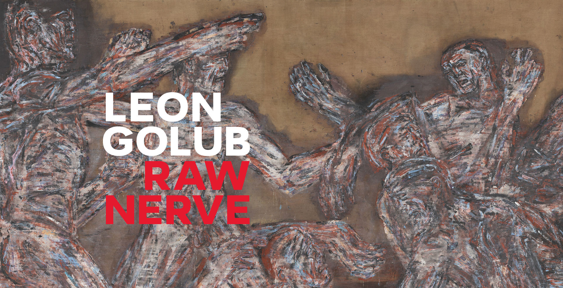 Leon Golub: Raw Nerve - The Metropolitan Museum of Art, New York 2018-05-23 20:01