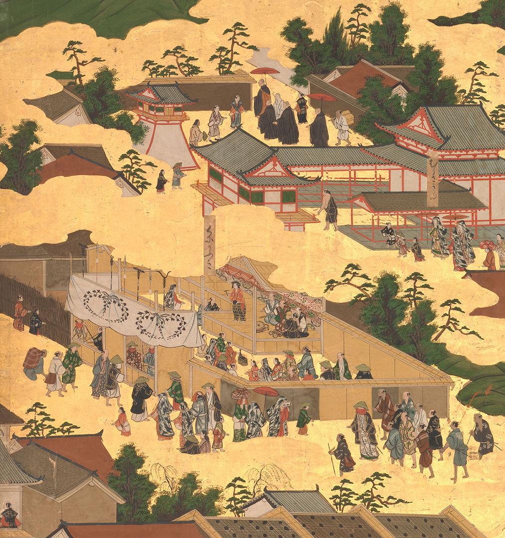 Kyoto: Capital of Artistic Imagination