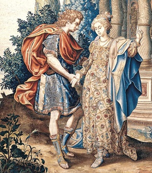 Tapestry In The Baroque Threads Of Splendor The Metropolitan Museum Of Art