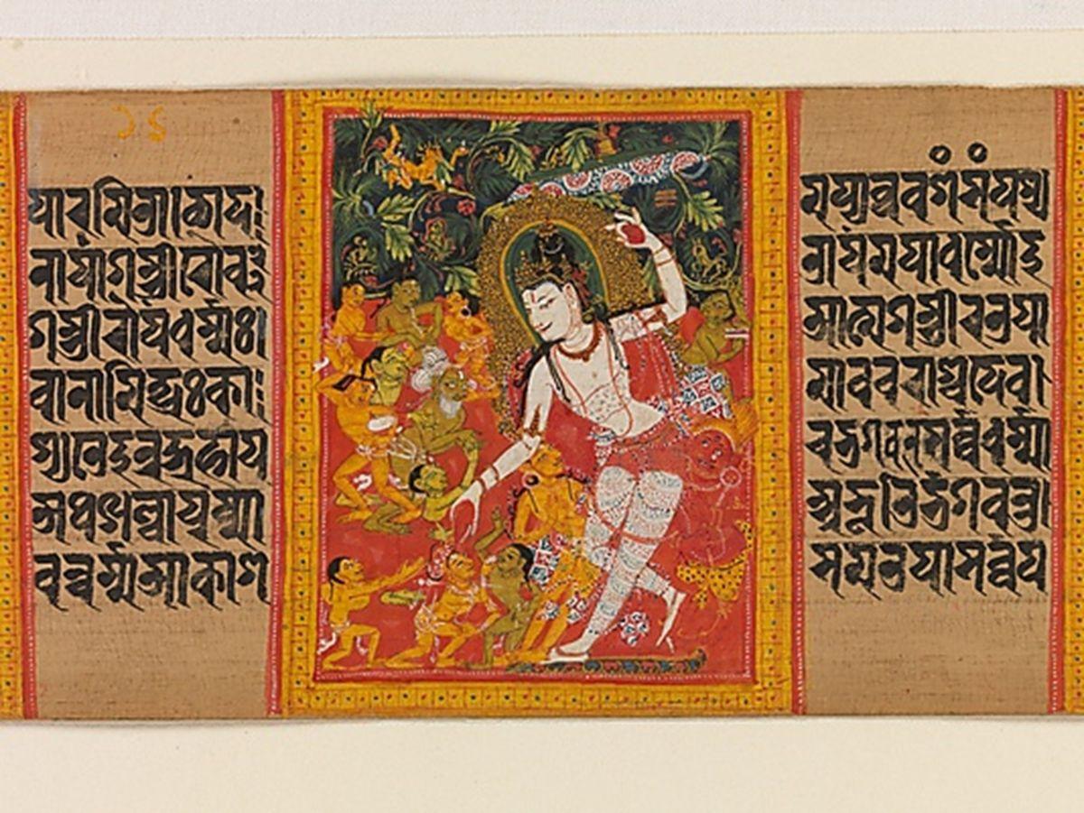 Early Buddhist Manuscript Painting | The Metropolitan Museum of Art
