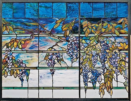Louis Comfort Tiffany And Laurelton Hall The