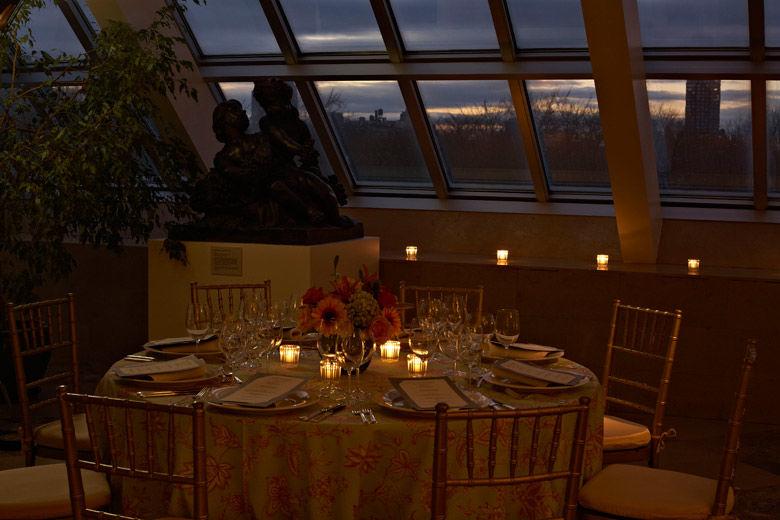 The Terrace Room Metropolitan Museum Of Art