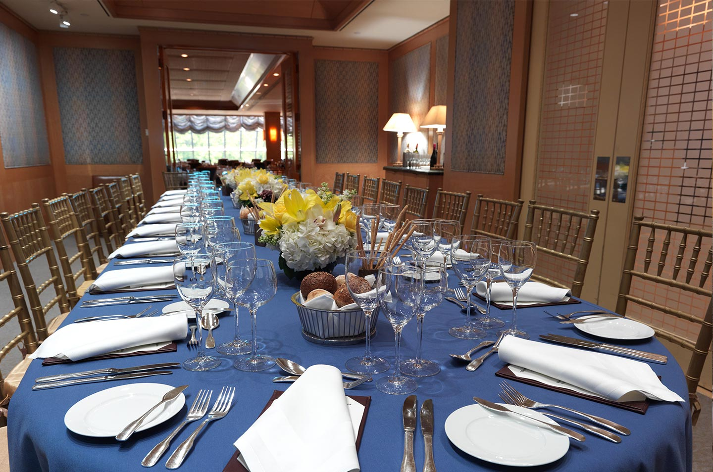 Private Dining for Members and Patrons | The Metropolitan Museum of Art