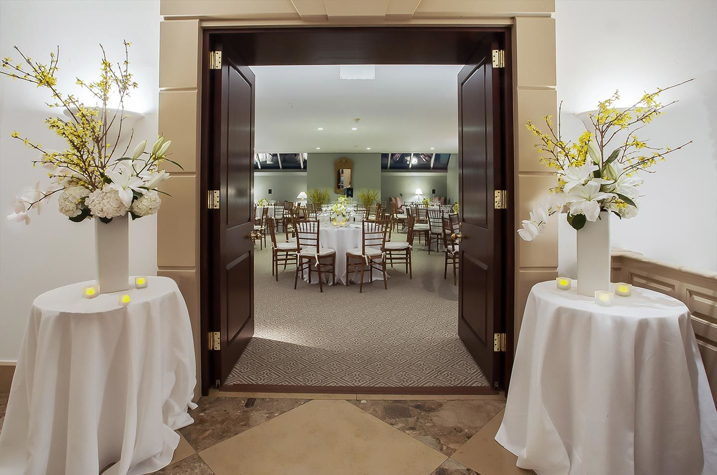 Private Dining For Members And Patrons