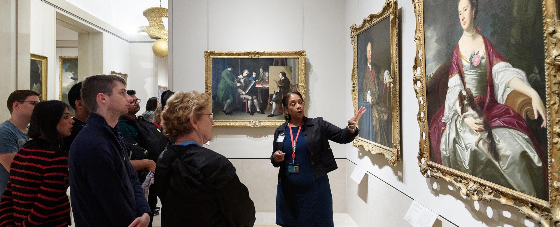 Volunteer | The Metropolitan Museum of Art