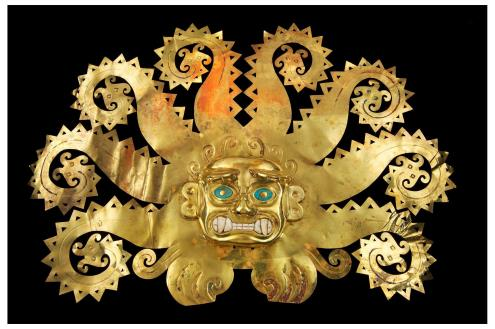Golden Kingdoms: Luxury and Legacy in the Ancient Americas