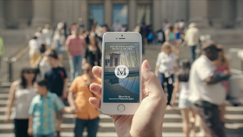 Metropolitan Museum Launches Flagship App for iPhone, iPad, and iPod