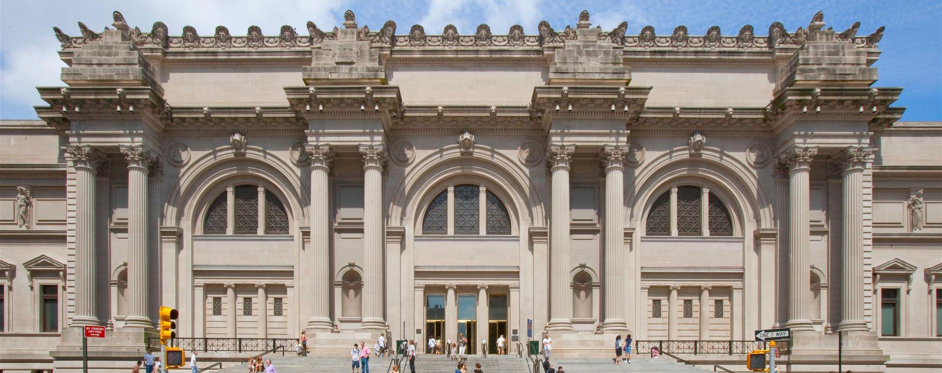 The Metropolitan Museum - New York City