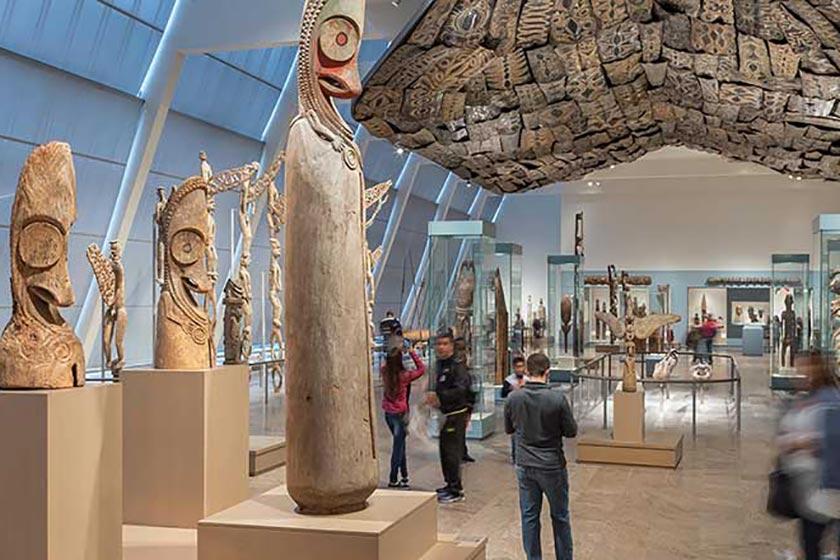 Gallery for Oceanic sculptures.