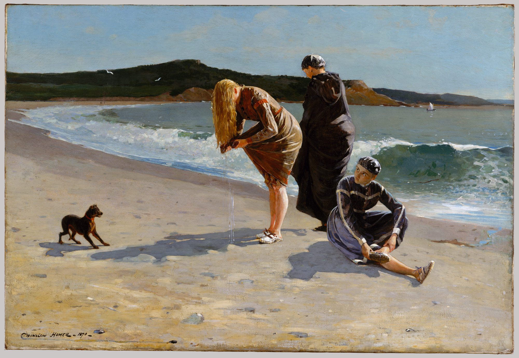 Essay on winslow homer