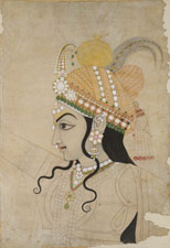 1800  attributed to sahib ram