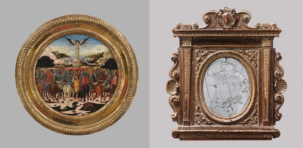 Italian Renaissance Frames Essay Heilbrunn Timeline Of Art