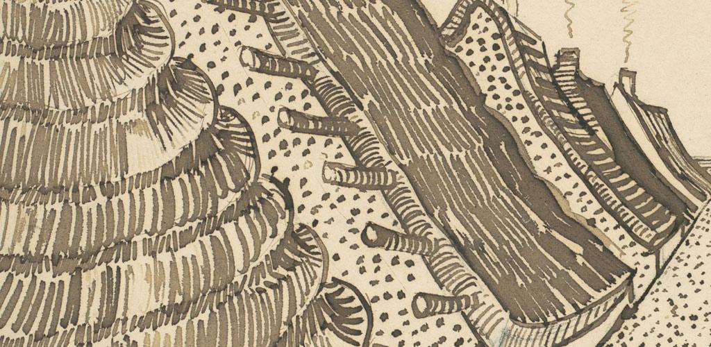 Vincent Van Gogh 18531890 The Drawings Essay