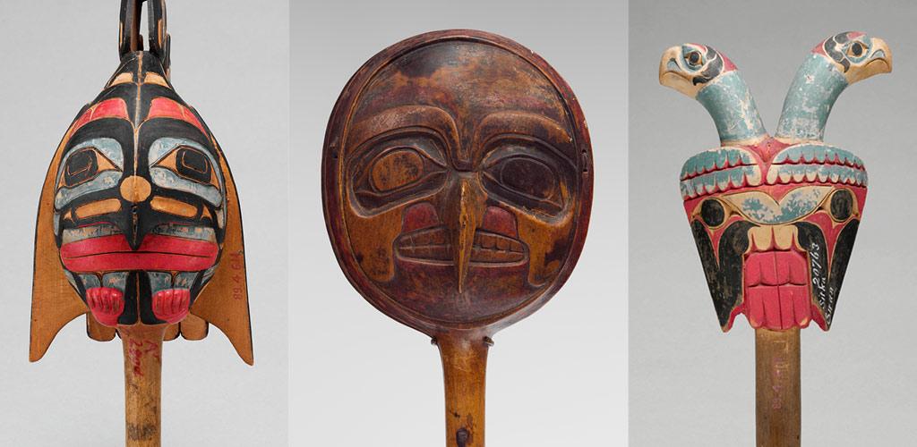 kwakiutl tribe artifacts