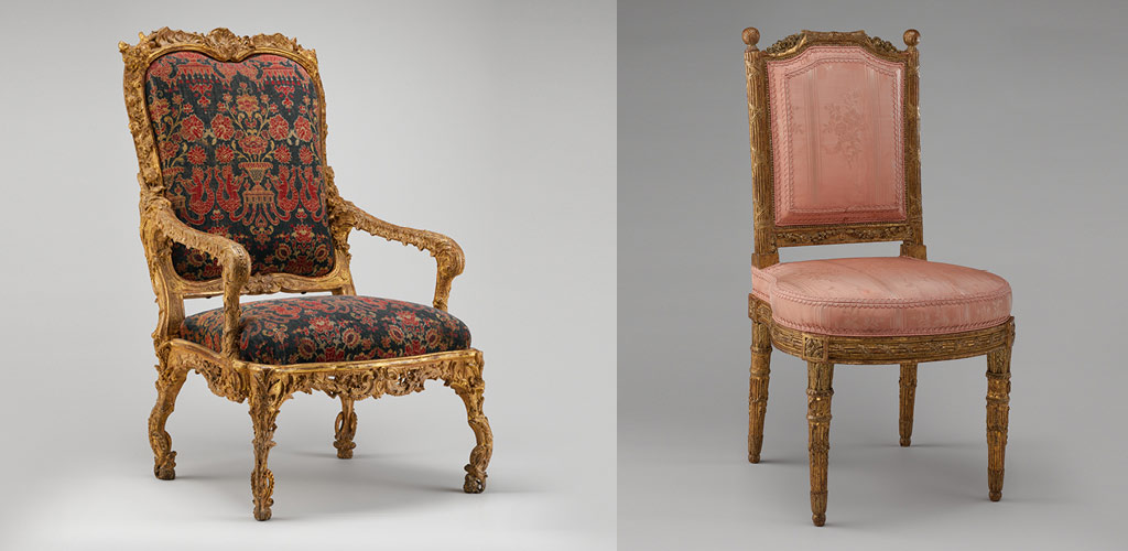 Rode Oor Fauteuil.French Furniture In The Eighteenth Century Seat Furniture