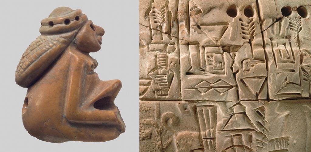 Uruk The First City Essay Heilbrunn Timeline Of Art History