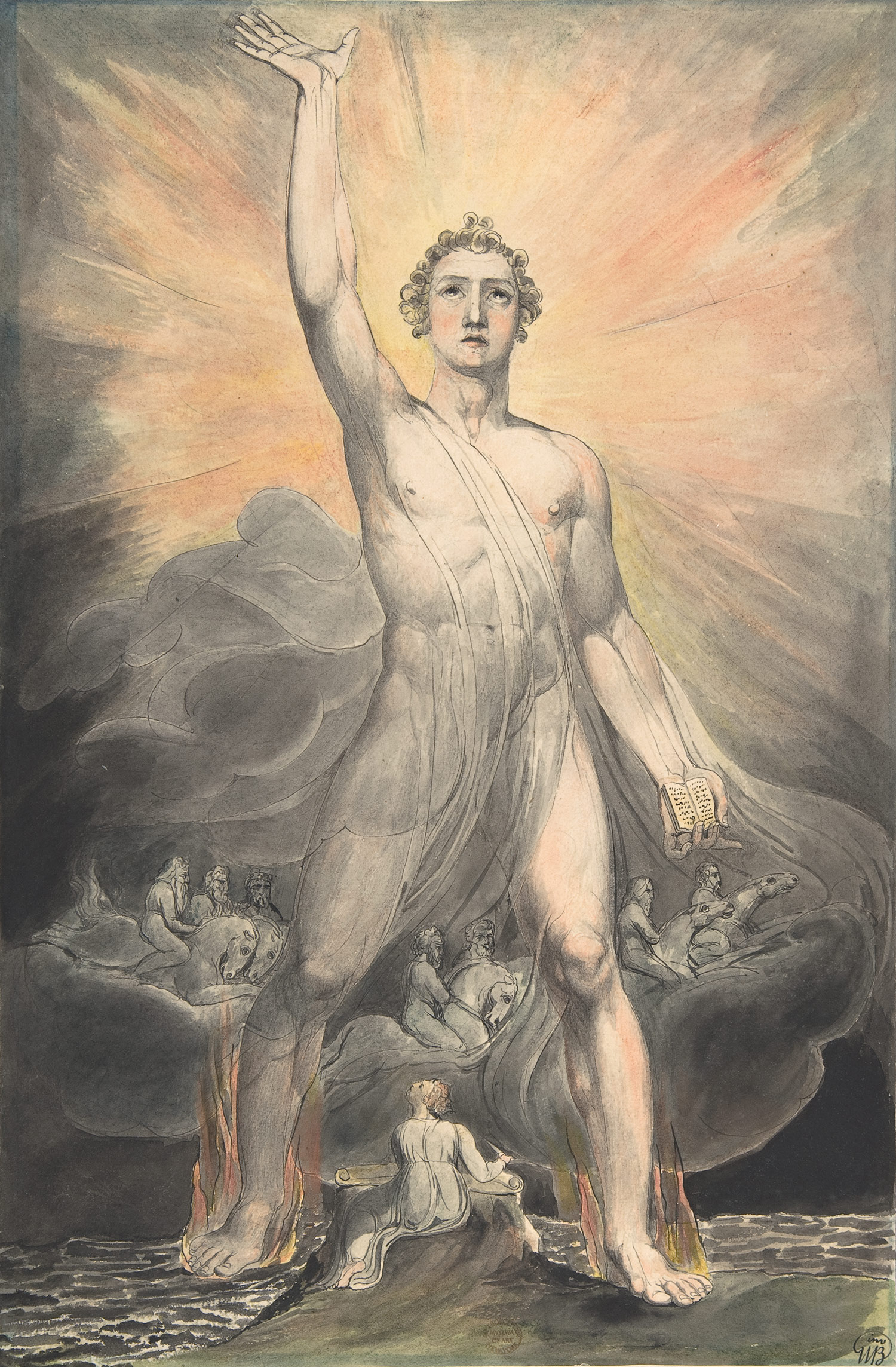 William Blake (1757–1827) | Thematic Essay | Heilbrunn Timeline of ...