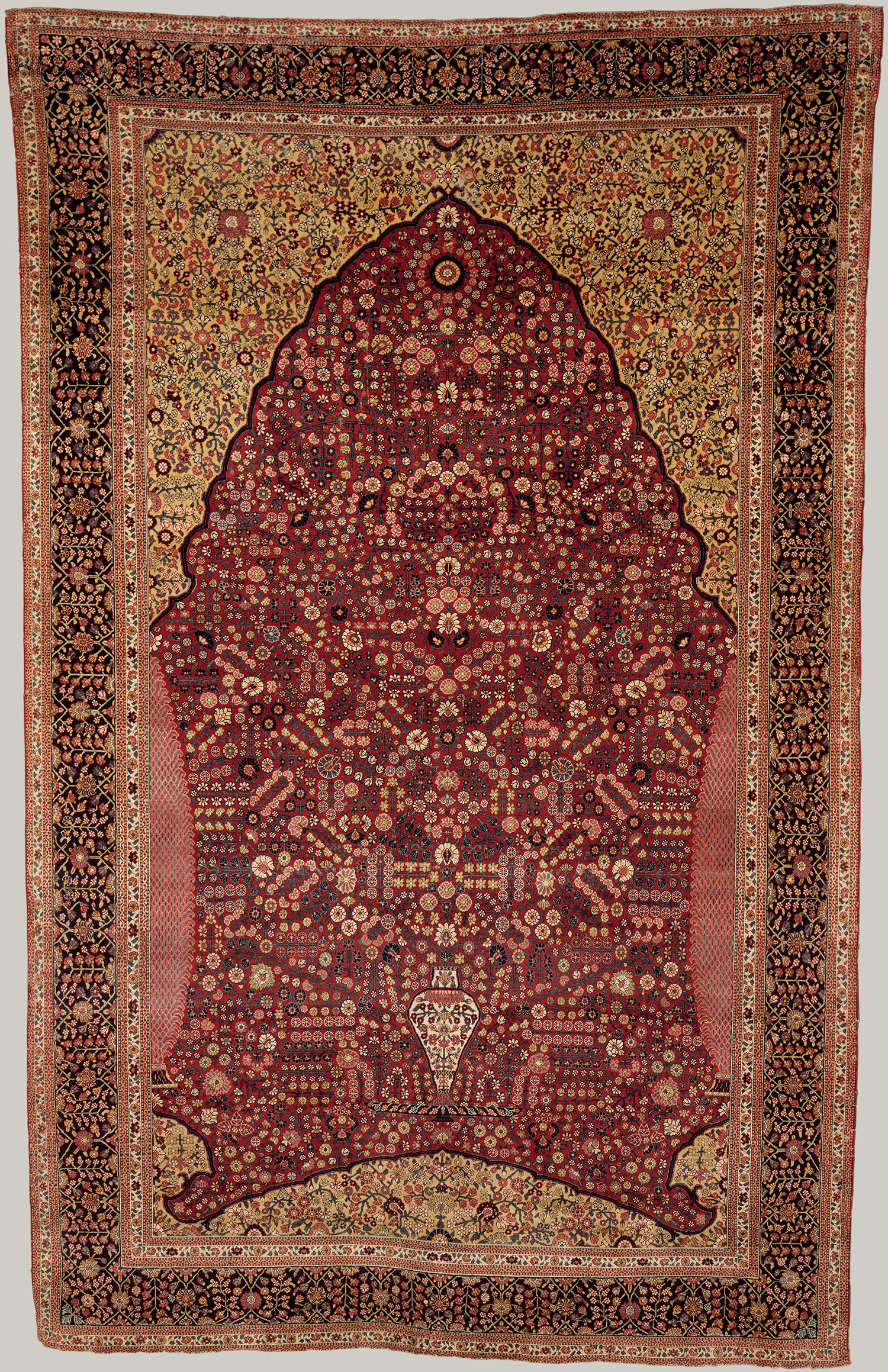 Nouvelle Gnration Dsgn Muslim Prayer Carpet