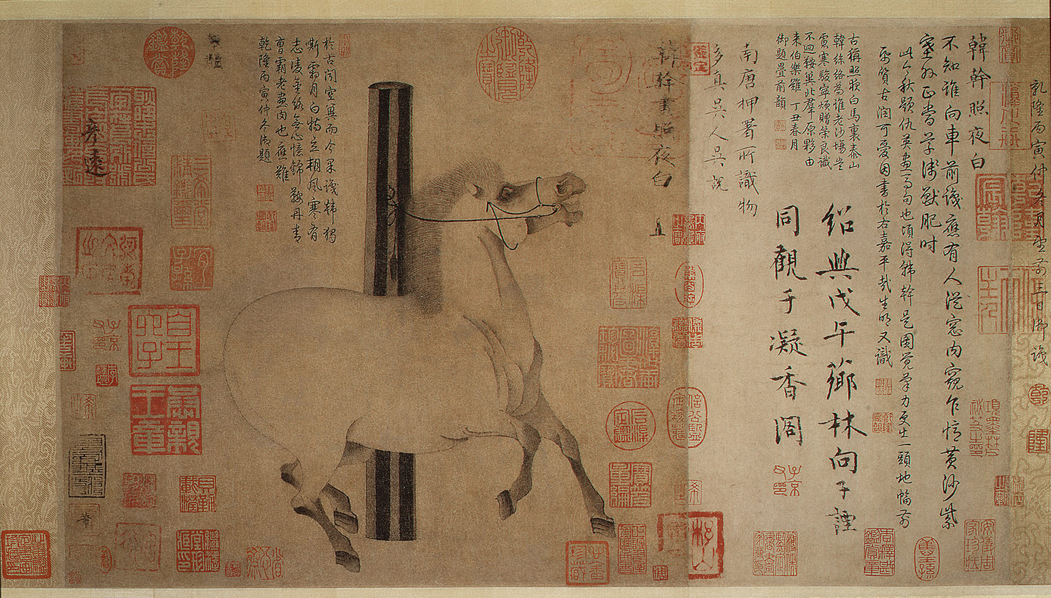 tang dynasty essay The empress who effectively ruled the tang dynasty empire had to fight against  all-male officials, who described her as 'a hen that crowed.