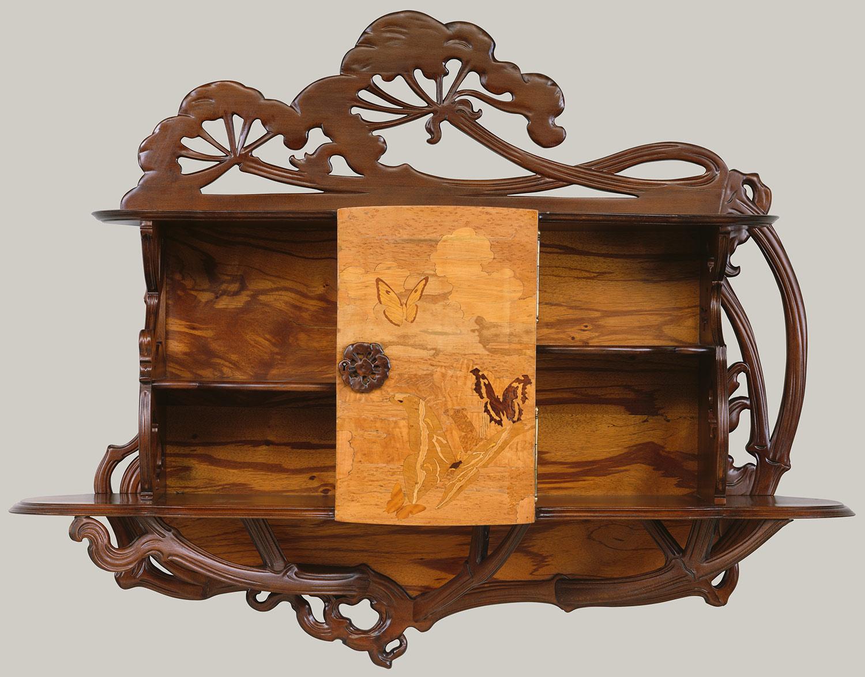 Hand Made Art Nouveau Creative Writing Desk by William Doub Custom ...