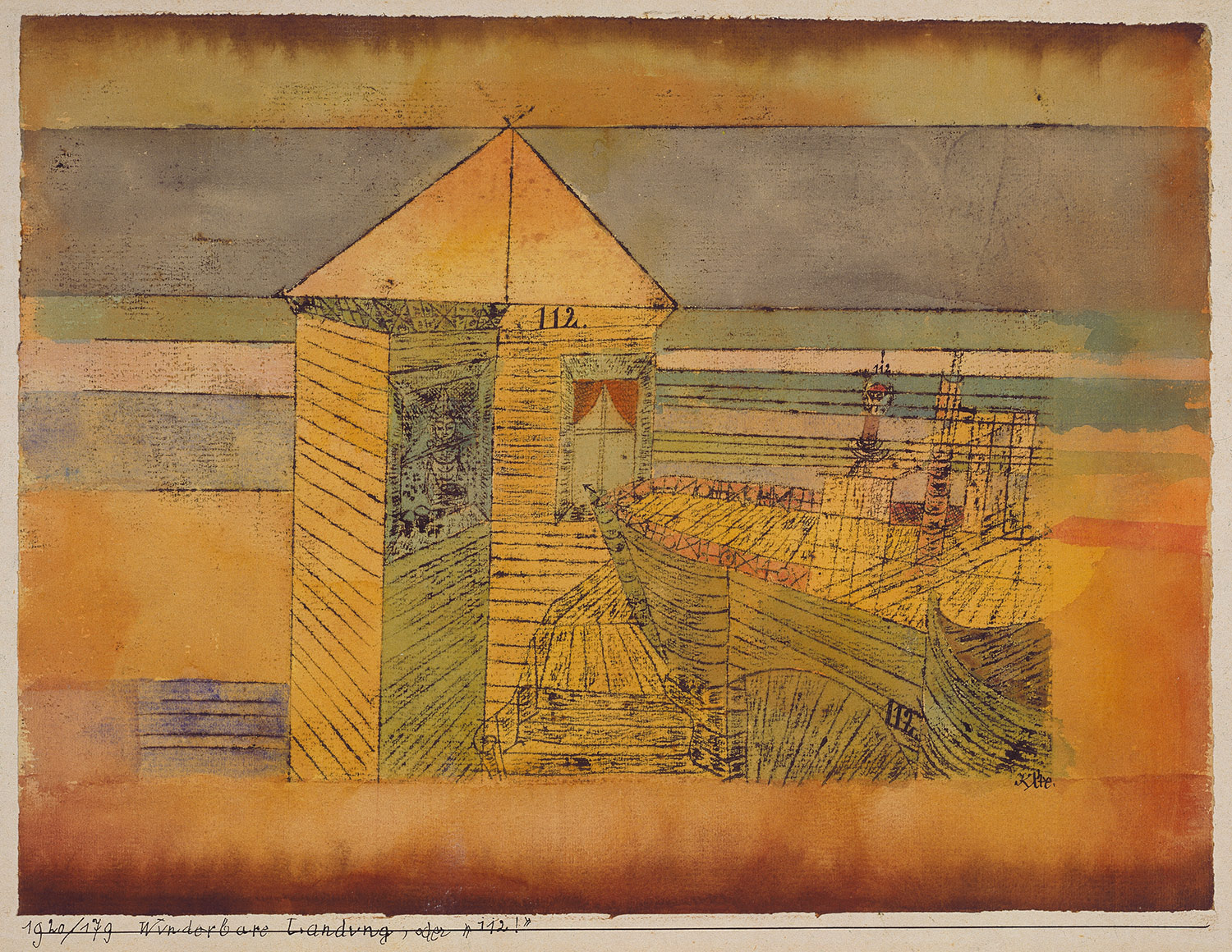 Paul Klee (1879–1940) | Thematic Essay | Heilbrunn Timeline of Art ...