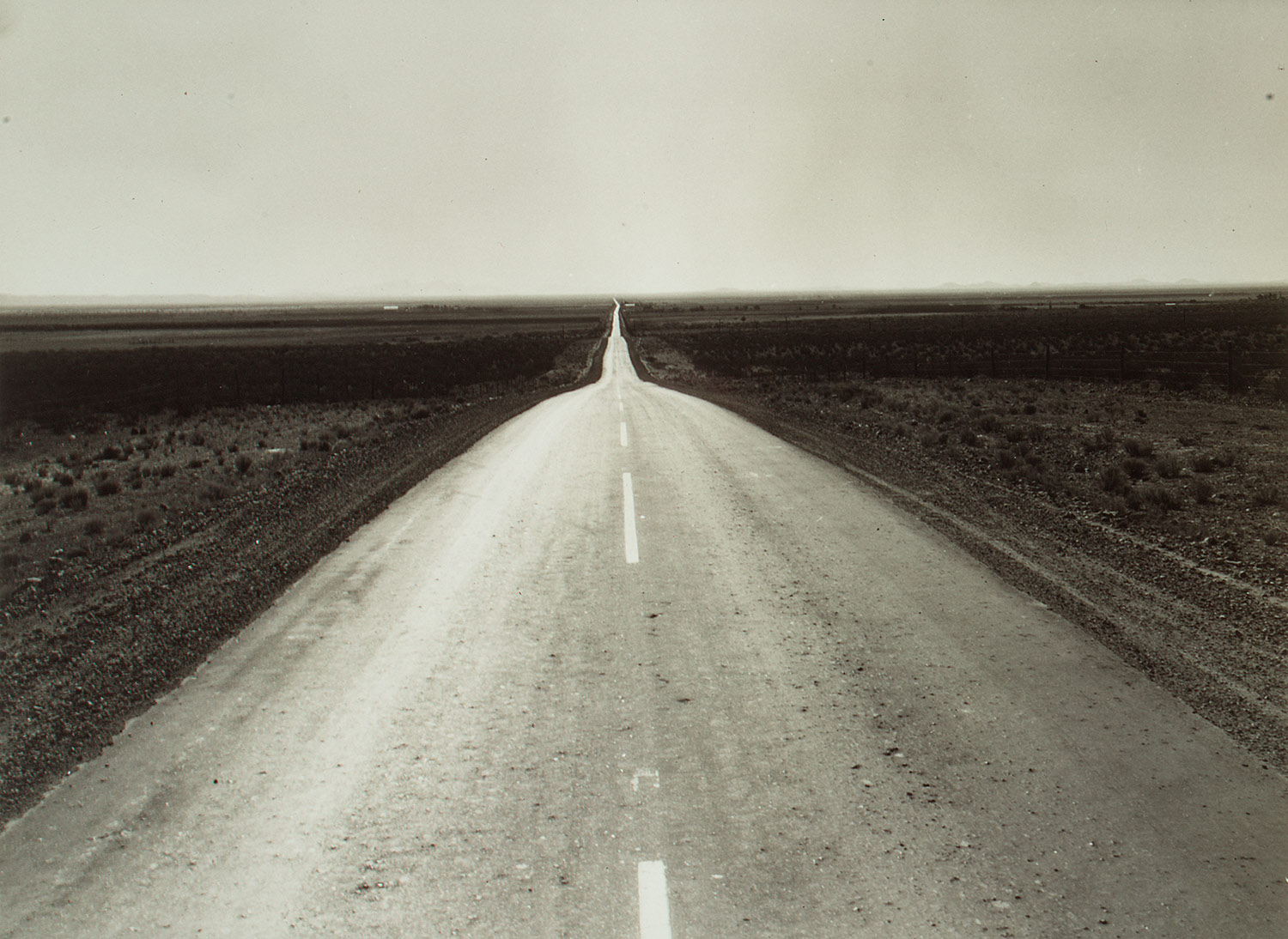 Dorothea Lange, The Road West