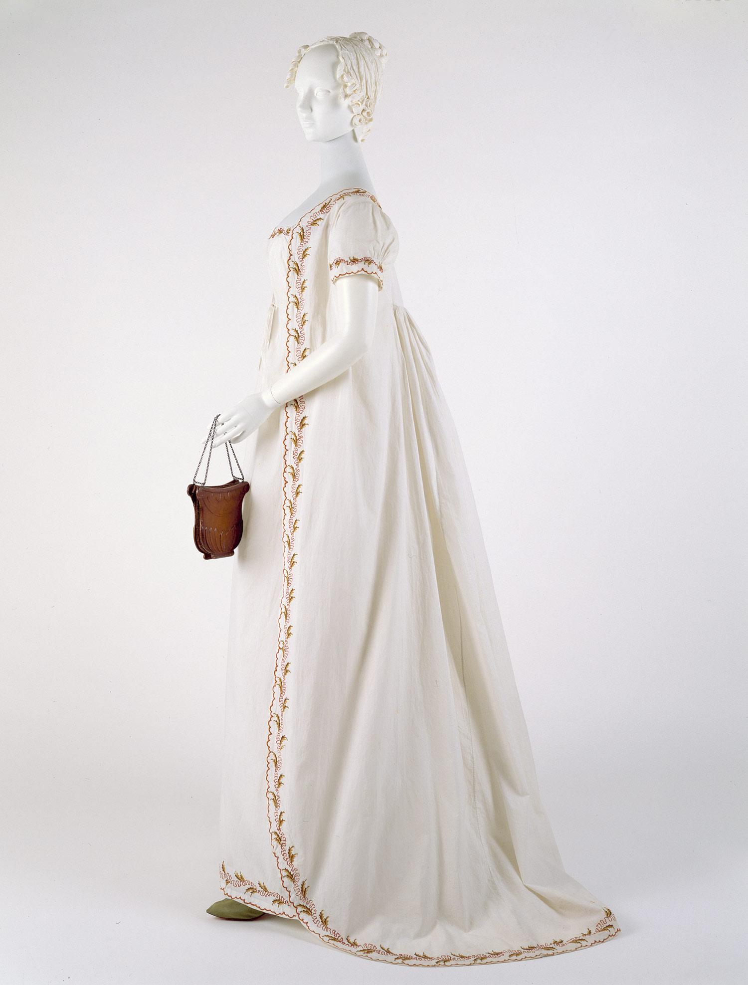 Round Gown British 1998 222 1 Heilbrunn Timeline Of