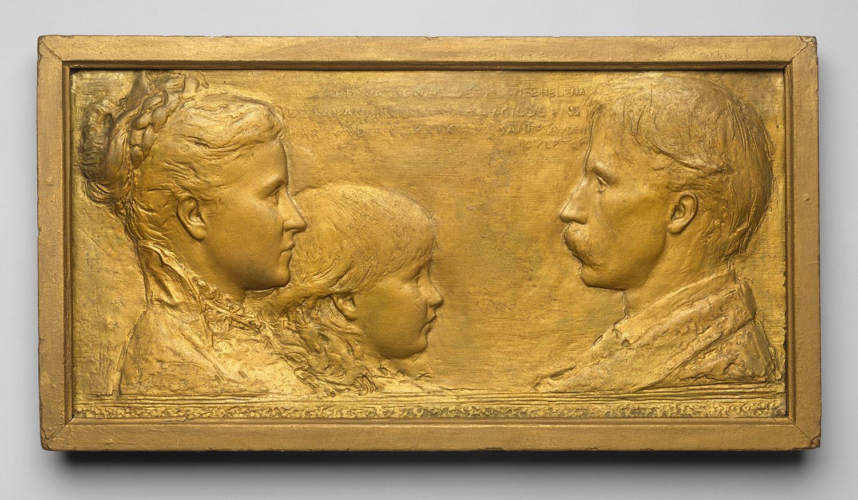 American relief sculpture thematic essay heilbrunn