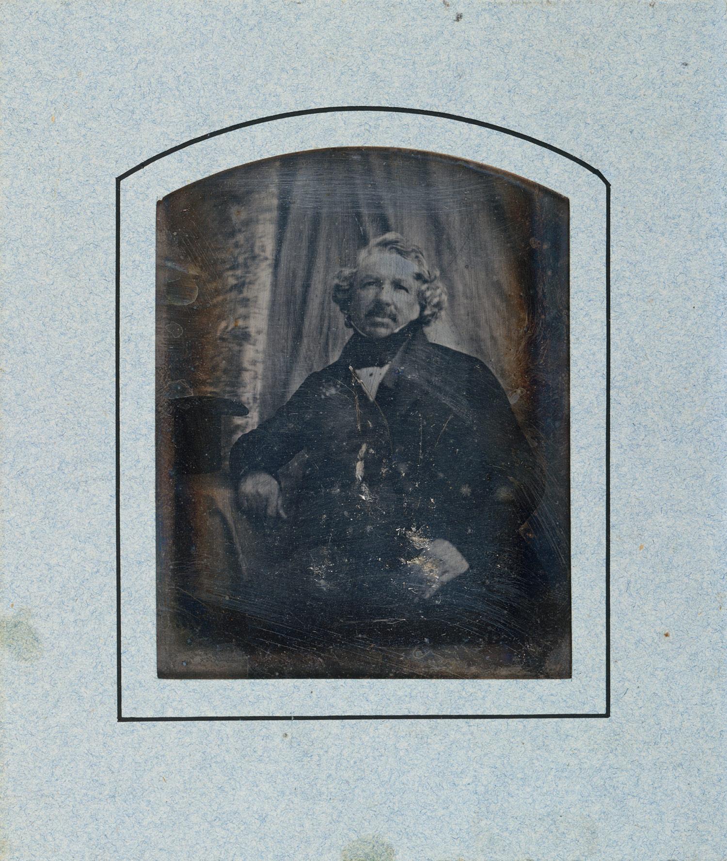 Louis-Jacques-Mandé Daguerre (1787–1851)