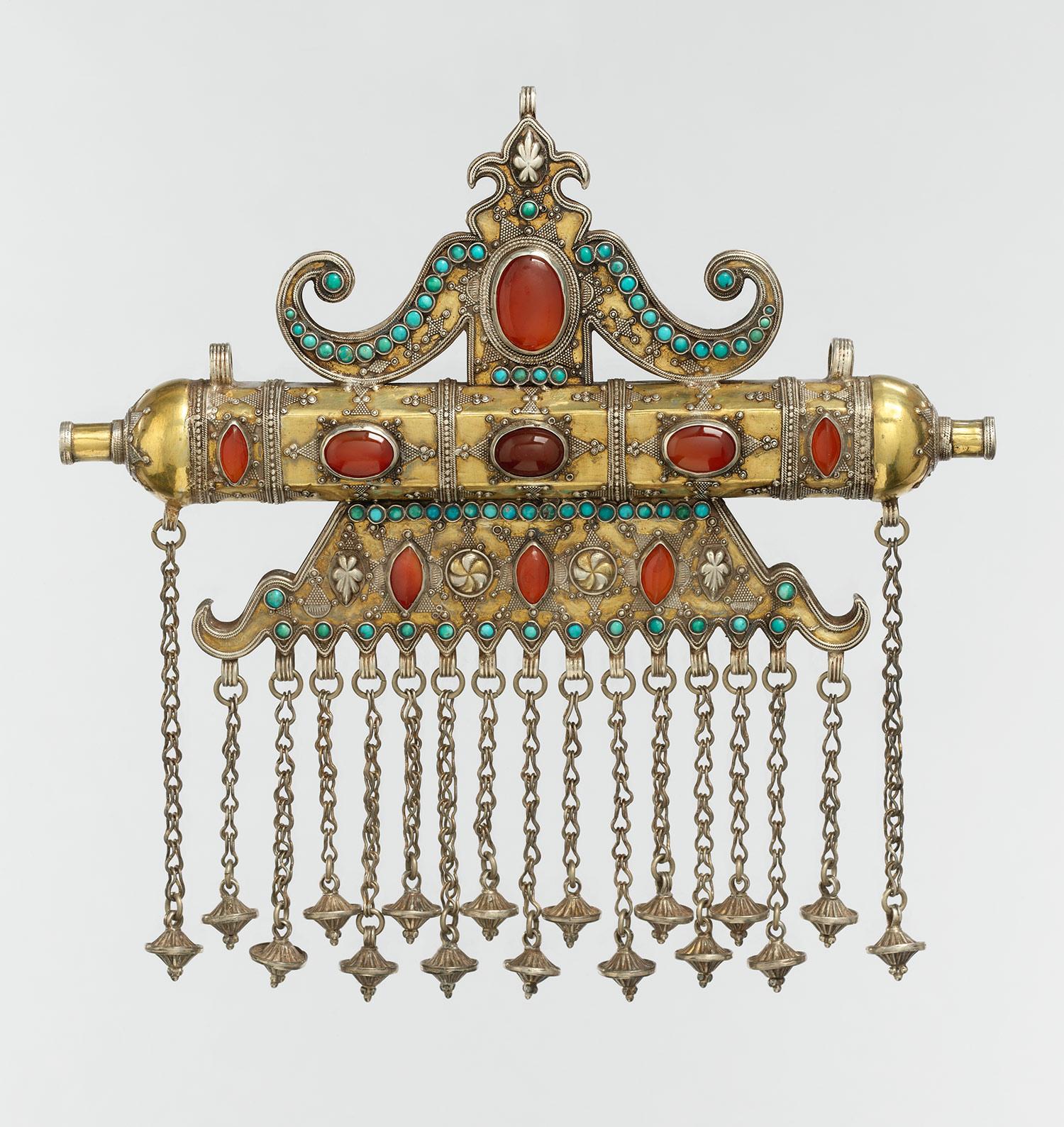Turkmen Jewelry | Thematic Essay