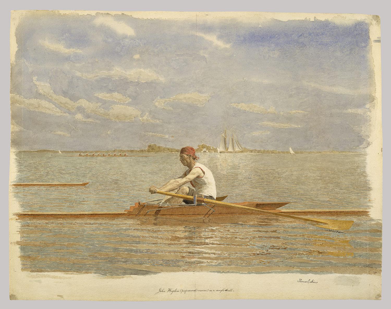 Thomas Eakins Paintings