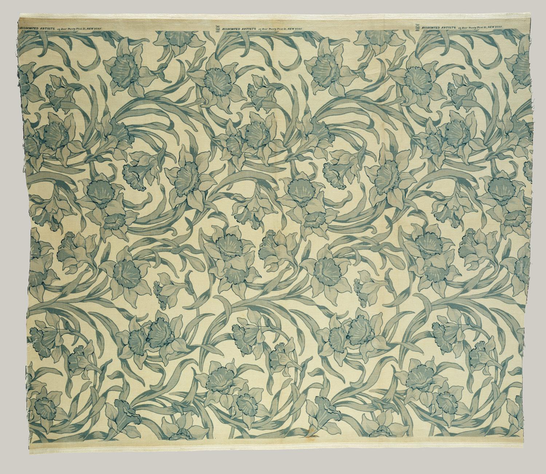 daffodil textile  1883 1900