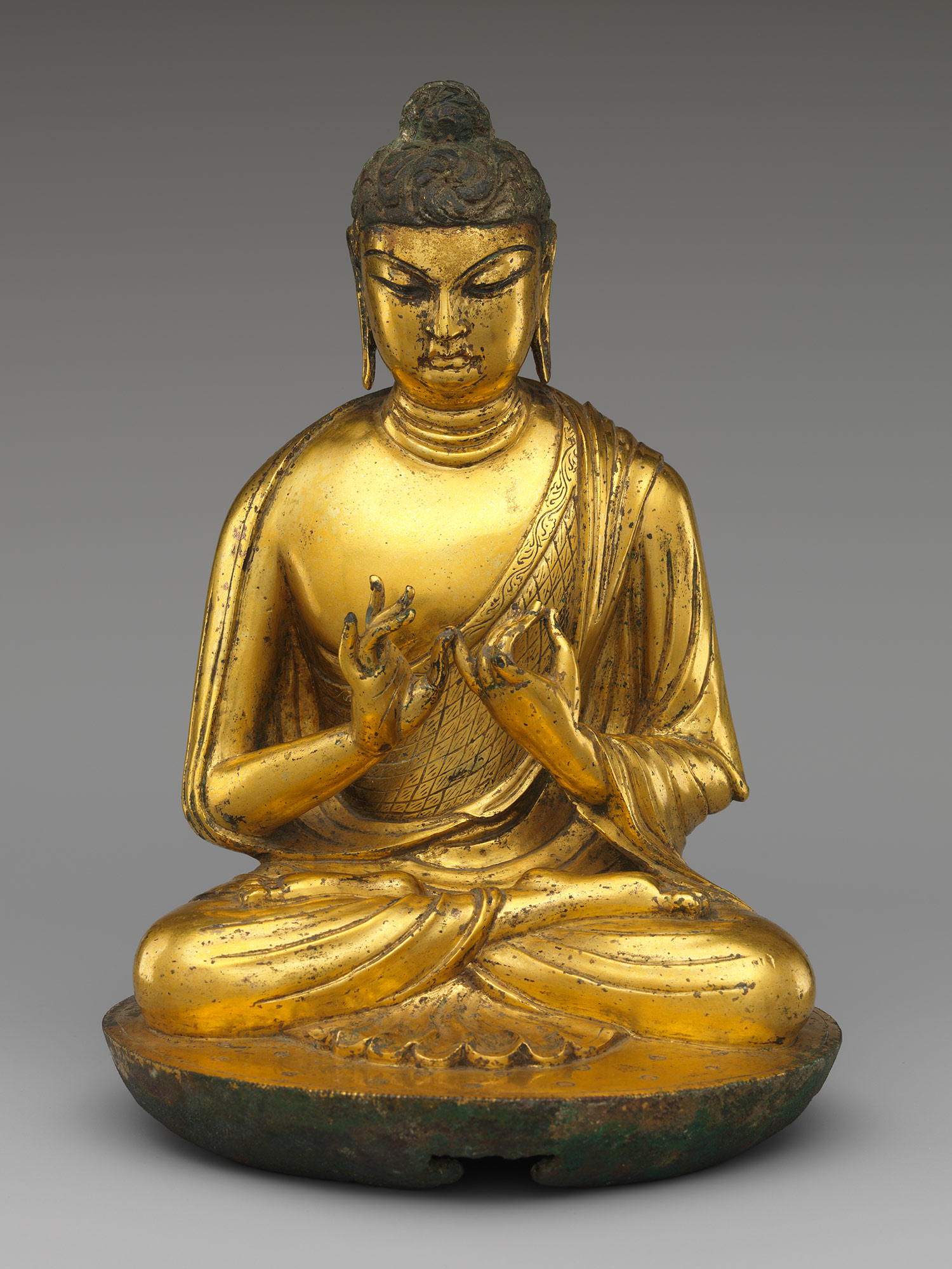 Back > Gallery For > Ancient Chinese Buddha Statue