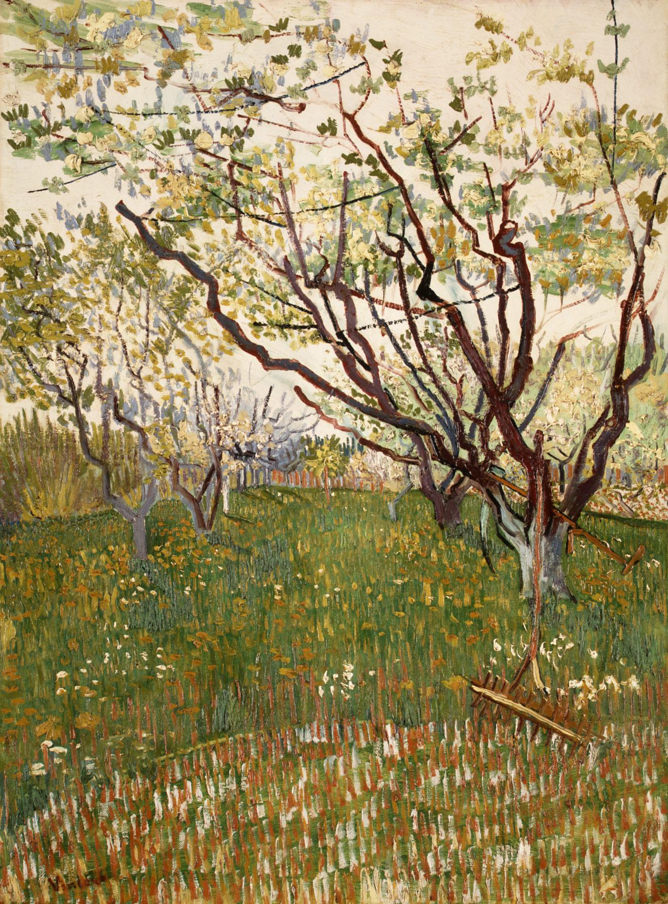 Vincent Van Gogh Shoes Painting