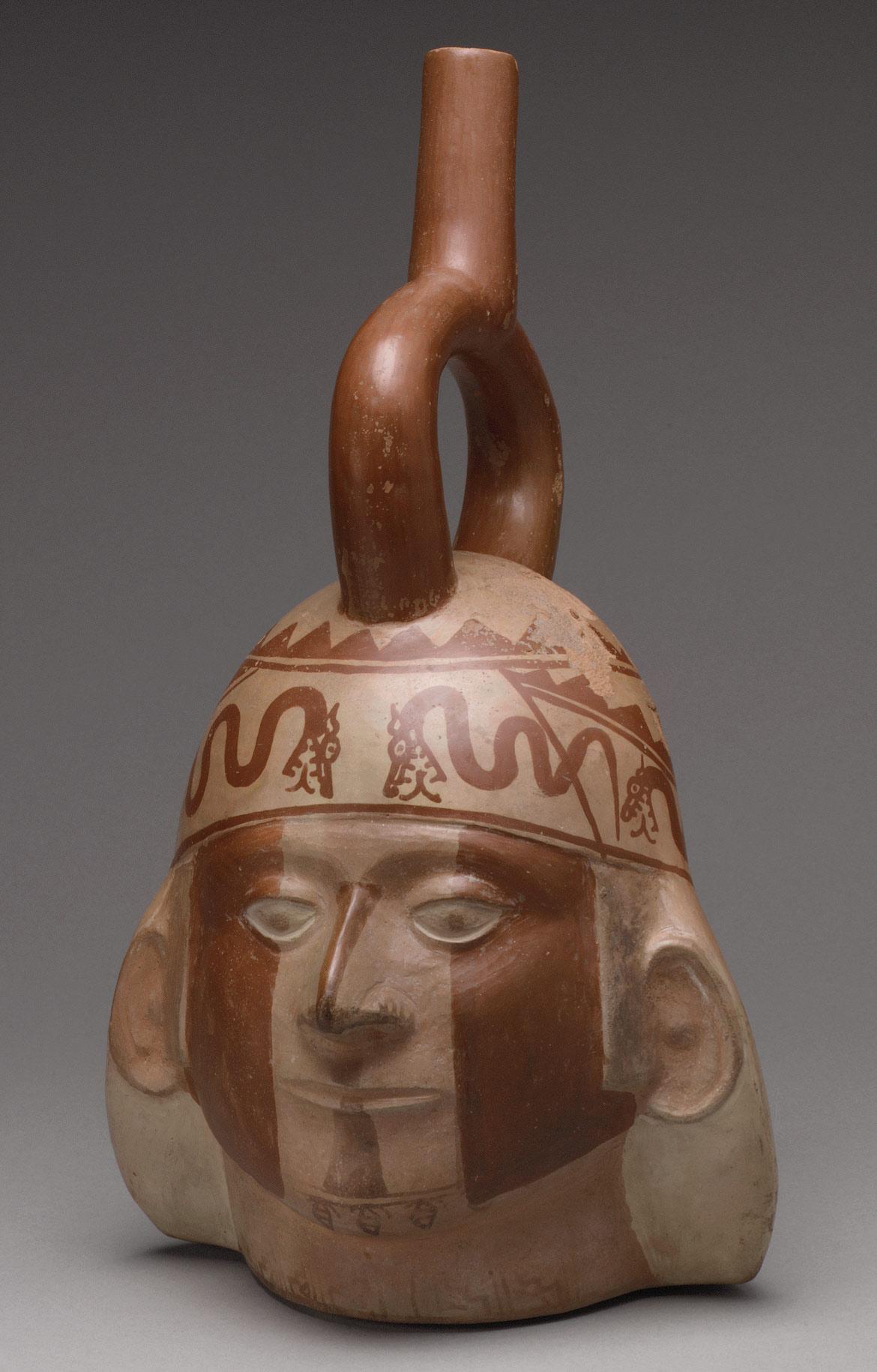 Moche Decorated Ceramics Thematic Essay Heilbrunn