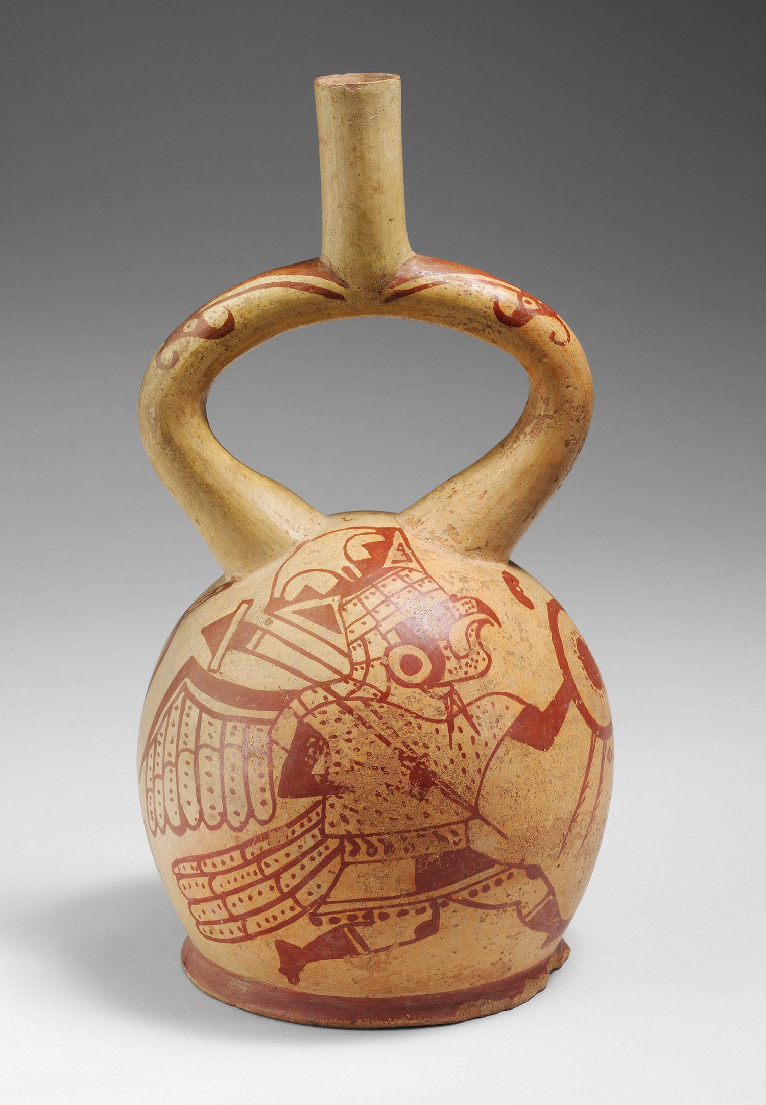 Moche Figure Ceramics Soa D Ceramics