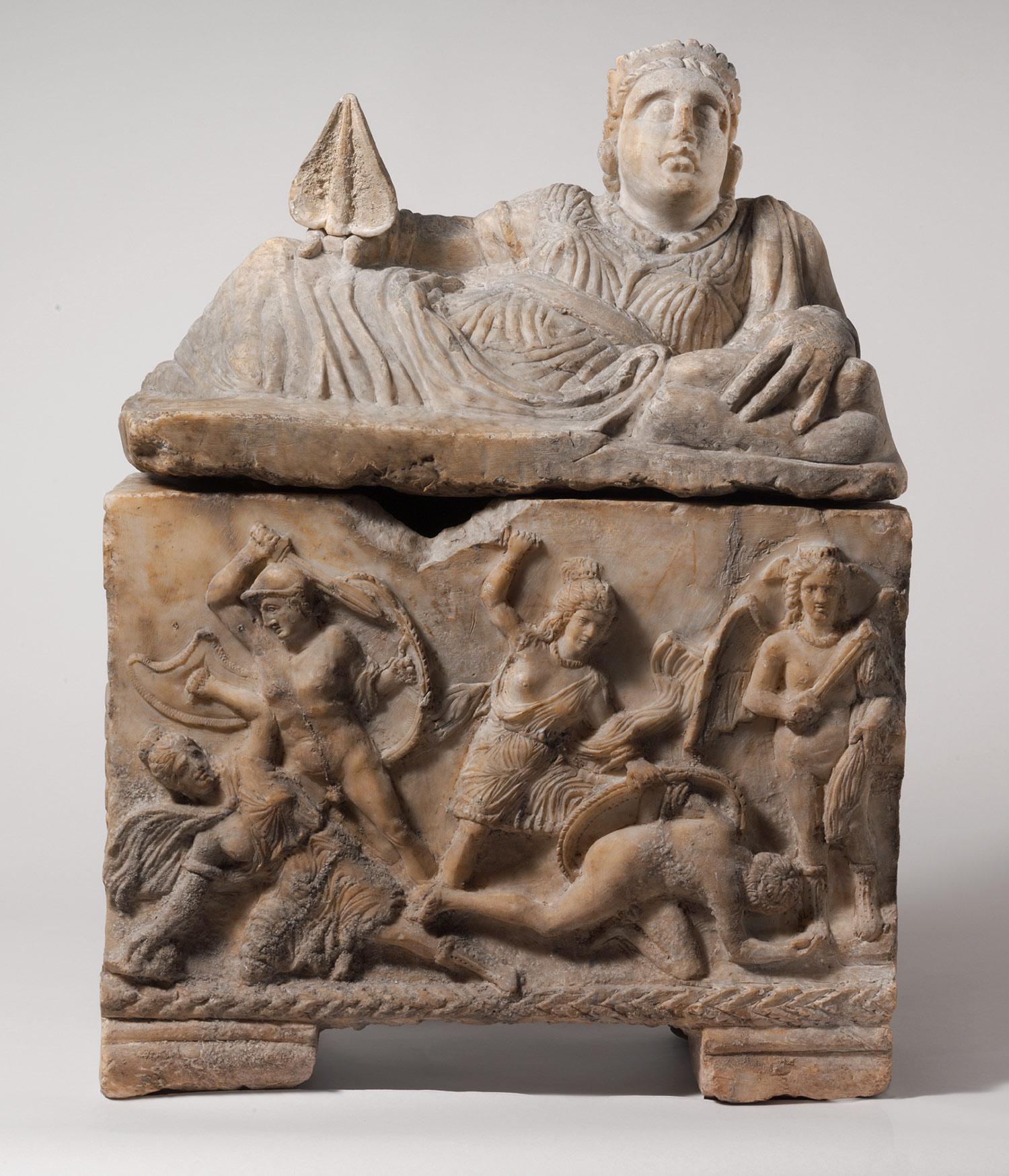 Etruscan religion
