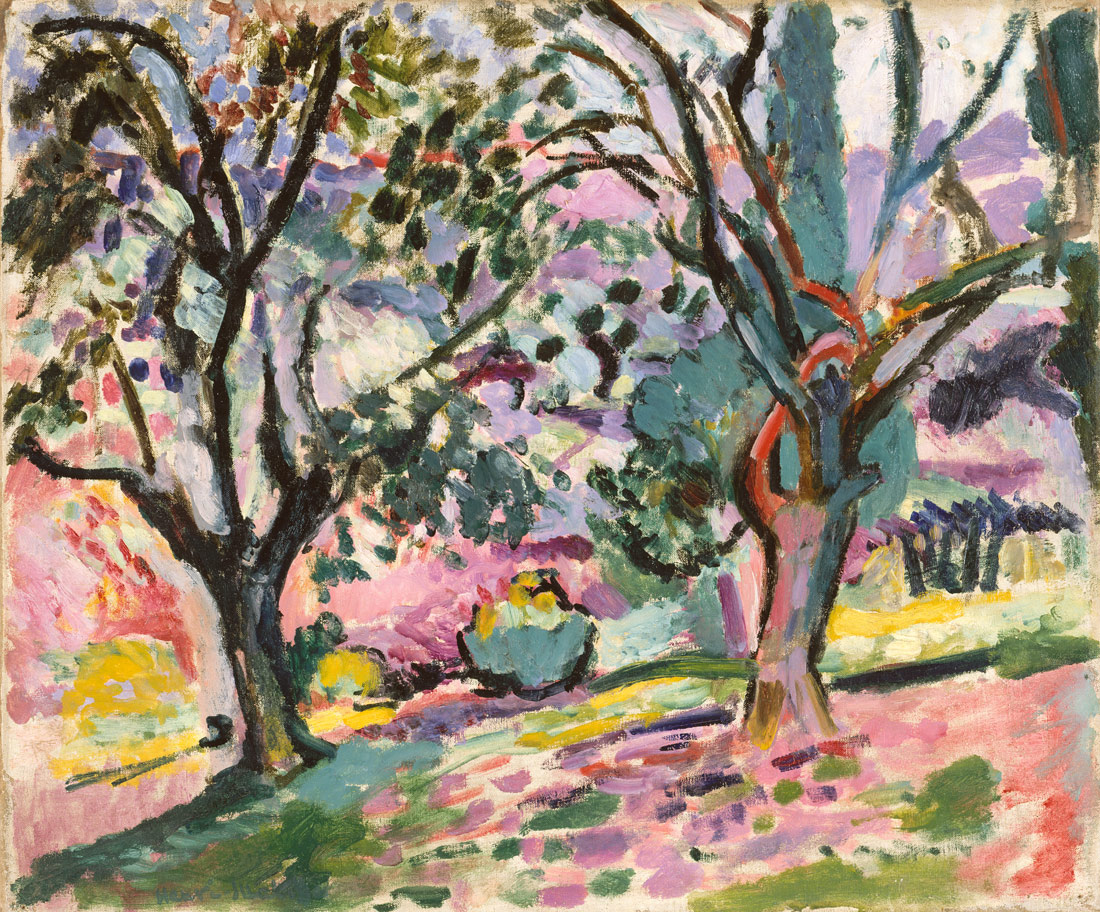 olive trees at collioure henri matisse work of olive trees at collioure henri matisse 1975 1 194 work of art heilbrunn timeline of art history the metropolitan museum of art