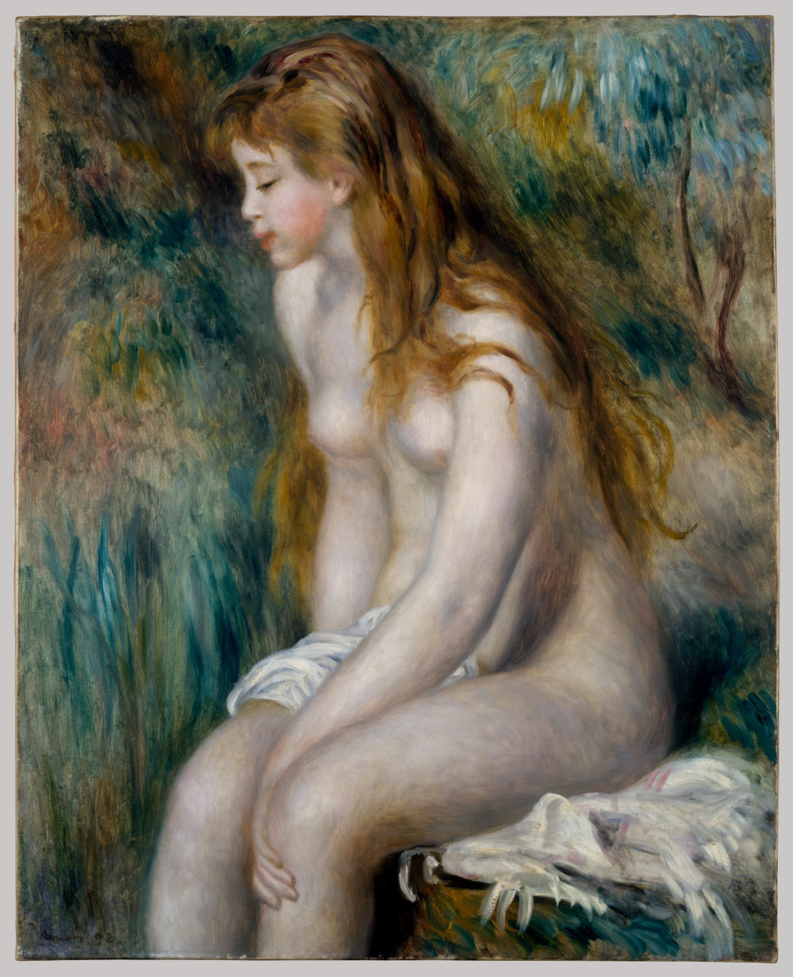 young-art-naked