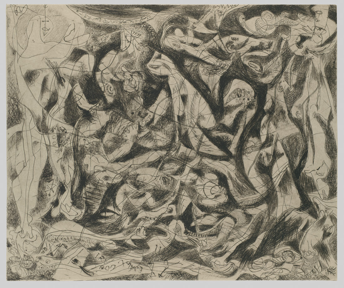 untitled jackson pollock work of art heilbrunn  untitled jackson pollock 1975 647 4 work of art heilbrunn timeline of art history the metropolitan museum of art