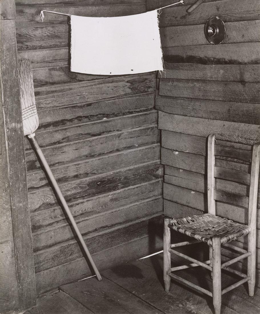 Kitchen Corner, Tenant Farmhouse, Hale County, Alabama