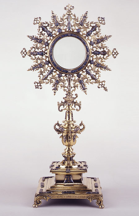 monstrance work of art heilbrunn timeline of art history the
