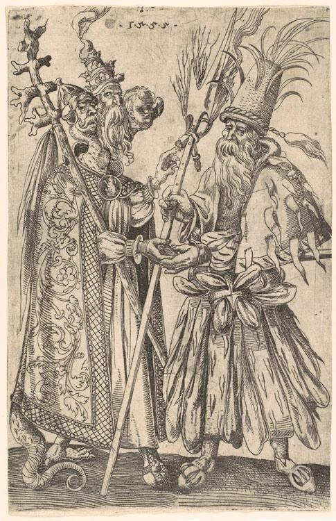 Satire On The Papacy Work Of Art Heilbrunn Timeline Of Art