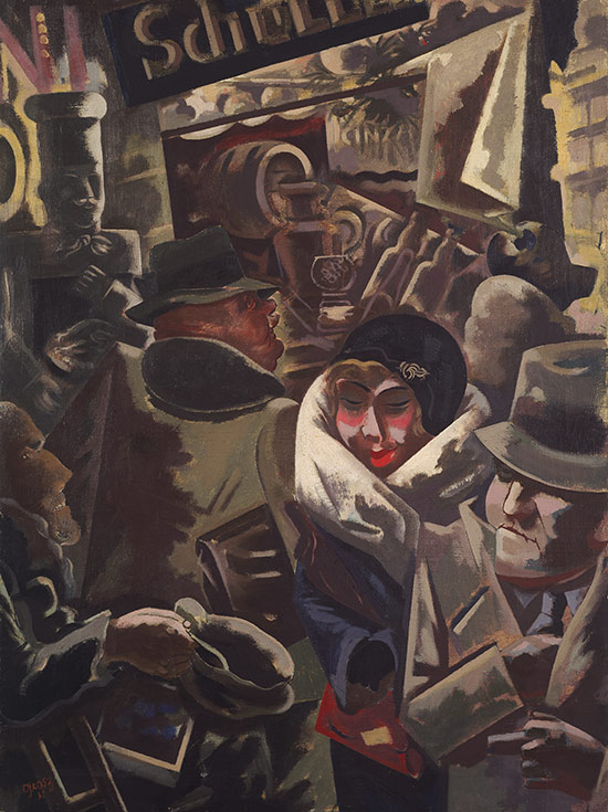 George Grosz Berlin-New York