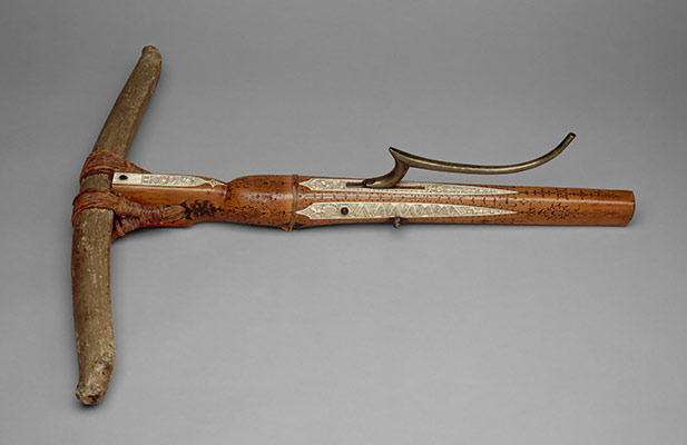 Crossbow of Count Ulrich V of Württemberg (1413–1480)